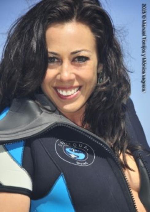 Mónica Sagrera, directora de Profundo Films.